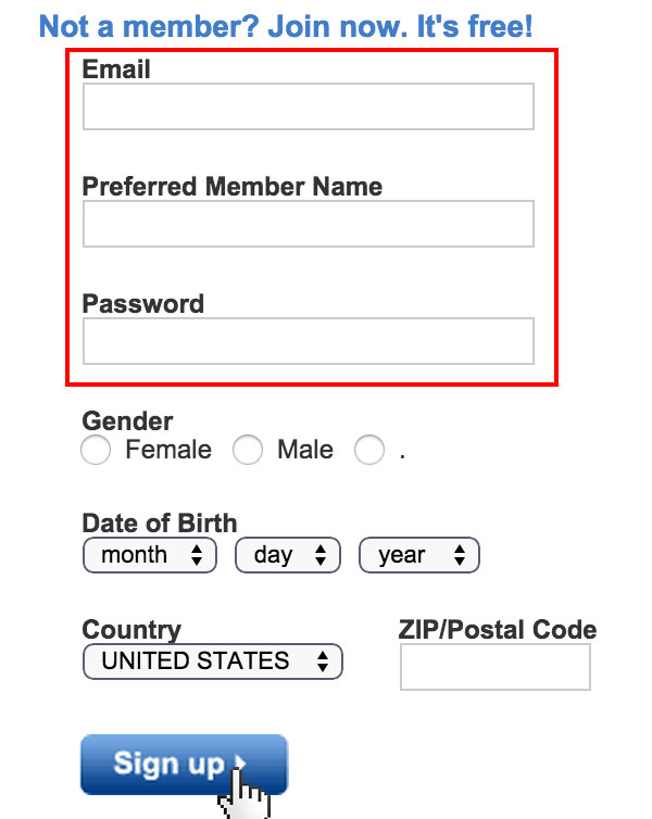 Www blackplanet com sign up