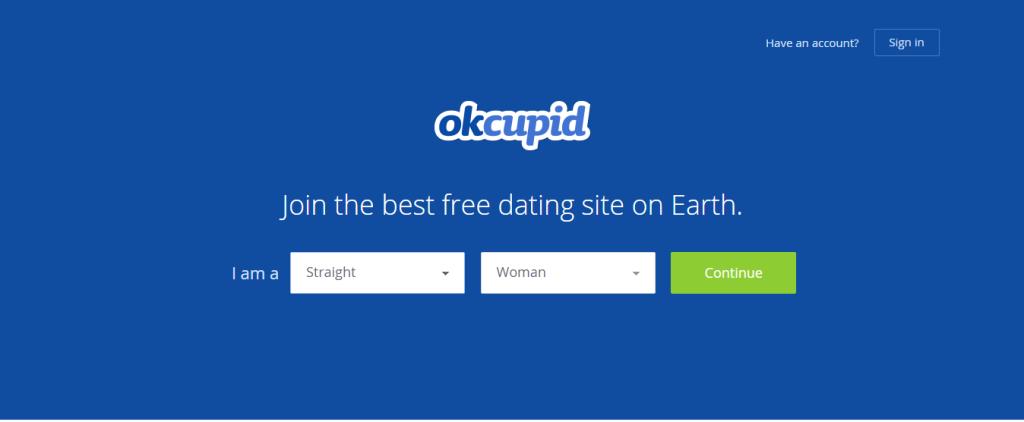 How to Sign up for OkCupid - www.okcupid.com - Register